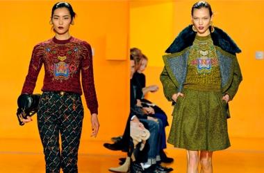 Модные свитера осень-зима 2012-2013