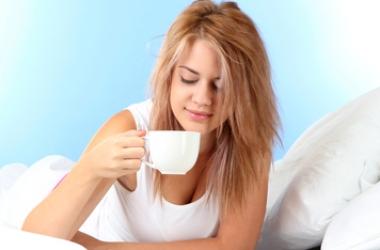 Чай избавит от несвежего дыхания