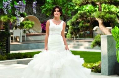 Маша Собко в образе невесты (ФОТО)
