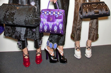 Модные туфли осени-2012 (ФОТО)