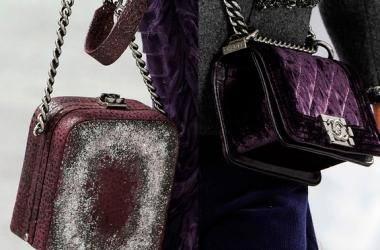Осень-зима 2012-2013: в моде сумки на длинном ремешке (ФОТО)