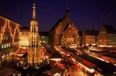 Куда поехать в декабре: Нюрнберг (фото)
