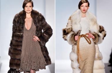Модные шубы - 2012-2013 (ФОТО)