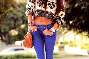 Как одеваться очень худым женщинам