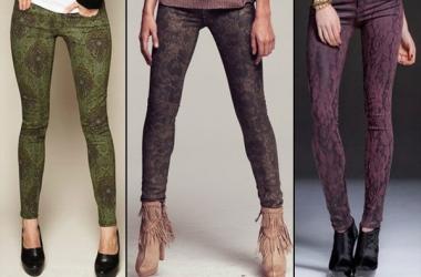 Какие джинсы в моде этой осенью (ФОТО)