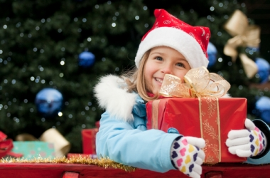 Что подарить ребенку на Новый год? Тест