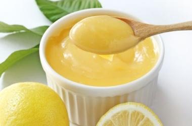 Как приготовить лимонный курд? Рецепт!