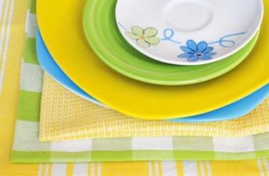 Какого цвета твоя посуда?