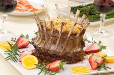 Рецепт к Новому году: мясная корона