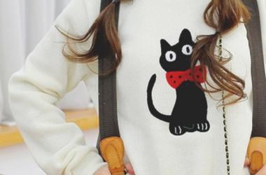 Вязание свитера - 2013: самые актуальные принты (ФОТО)
