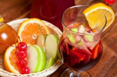 Горячие напитки: апельсиновый глинтвейн. Рецепт