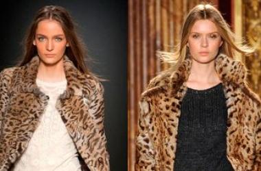 Мода осень-зима - 2012: мех в тренде! (ФОТО)