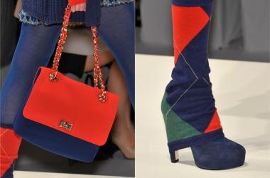 Тренд осени-2012 - обувь из замши! (ФОТО)