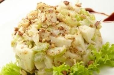 """Знаменитый салат """"Вальдорф"""" - рецепт!"""