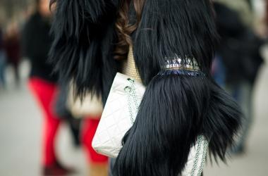 Модные тенденции 2013: делаем ставку на мех! (фото)