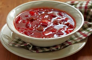 Домашний борщ: самый вкусный рецепт!
