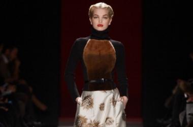 Осень-зима 2013/2014: стильные образы от Carolina Herrera
