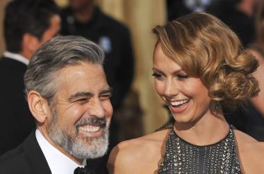 Самые красивые голливудские пары на красной дорожке Оскара 2013