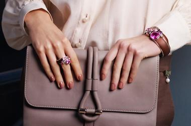 Модный тренд 2013: украшения из каучука (фото)