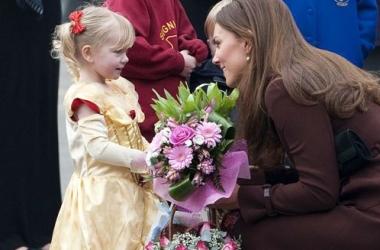 Кэйт Миддлтон случайно проговорилась, что ждет дочь (фото)