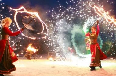 Масленица 2013: где отпраздновать в Киеве