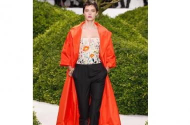 Мода 2013: какие пальто будут в тренде весной (фото)