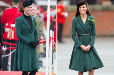 Модный провал: у Кейт Миддлтон одно пальто на все праздники (фото)