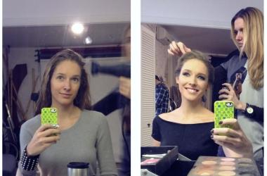 Катя Осадчая в новом образе: ведущая облачилась в кожу (фото)