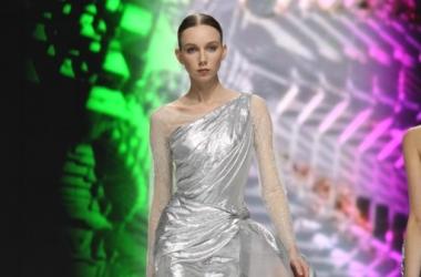 Платья от Юдашкина: роскошь и эротика в коллекции осень-зима 2013 (фото)