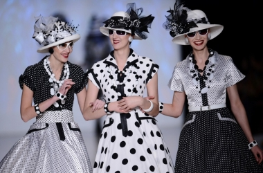 Модные шляпы 2013: роскошная коллекция от Славы Зайцева (фото)