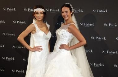 Свадебные платья 2013: лучшие модели Mercedes-Benz Fashion Week (фото)