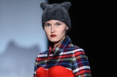 Ирина Хакамада представила воинственную коллекцию одежды (фото)