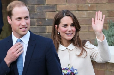 Кейт Миддлтон и принц Уильям назвали пол ребенка