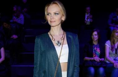 Модный провал: Елена Кулецкая в белых носках и босоножках (фото)