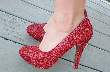 Стильные туфли для вечеринки своими руками (фото)
