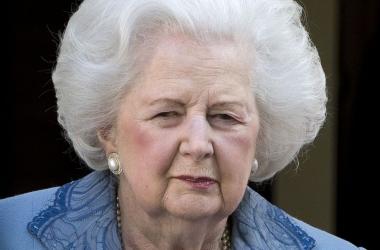 Железная леди Маргарет Тэтчер умерла от инсульта