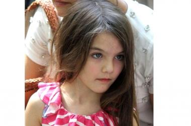 6-летняя Сури Круз уже ходит на свидания
