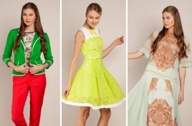 Мода лето-2013: женская коллекция от Monton