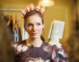 Лицо в веснушках и яркая помада: Катя Осадчая показала себя в 19 лет