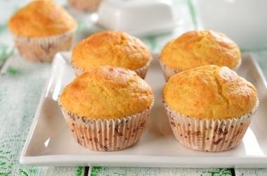 Быстрые кексы без яиц: вкусный рецепт