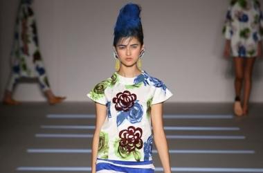 Мода весна-лето 2013: эмоции от Easton Pearson (фото)