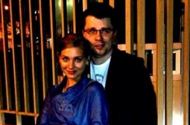 Харламов и Асмус впервые появились вместе на публике (фото)