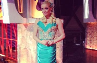 Модный провал: Волочкову жестко раскритиковали за платье (фото)