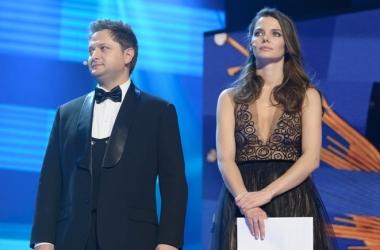 Стиль звезды: Лиза Боярская в прозрачном платье без нижнего белья (фото)
