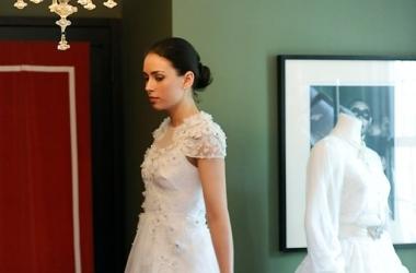 Свадебные платья 2013: все внимание на детали (фото)