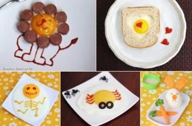 7 способов приготовить креативную яичницу (фото)