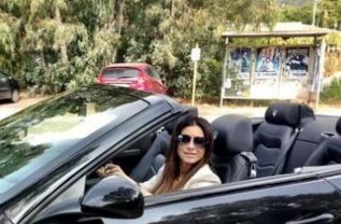 Ани Лорак и ее Maserati за 1,5 млн гривен (фото)