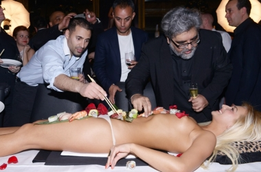 Самый эротический ресторан открылся в Лондоне (фото)