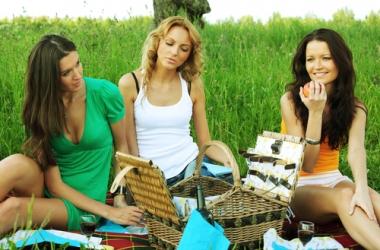 6  золотых правил полезного для здоровья пикника