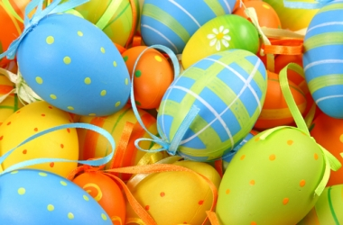 Пасха 2015: как красить яйца экологичными красками